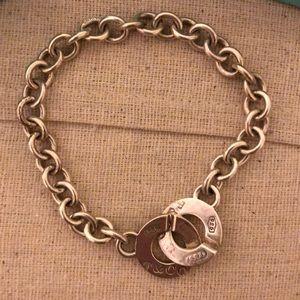 Women's Sterling Silver Bracelet